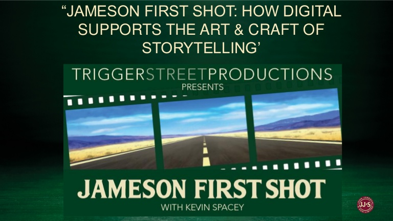 Jameson 1st Shot Film Series 2012
