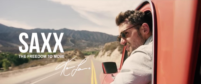 SAXX – Kevin Love