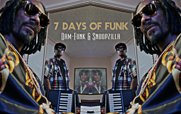 SNOOP DOGG & DAM FUNK – FADEN AWAY/HIT THE PAVEMENT MUSIC VIDEOS